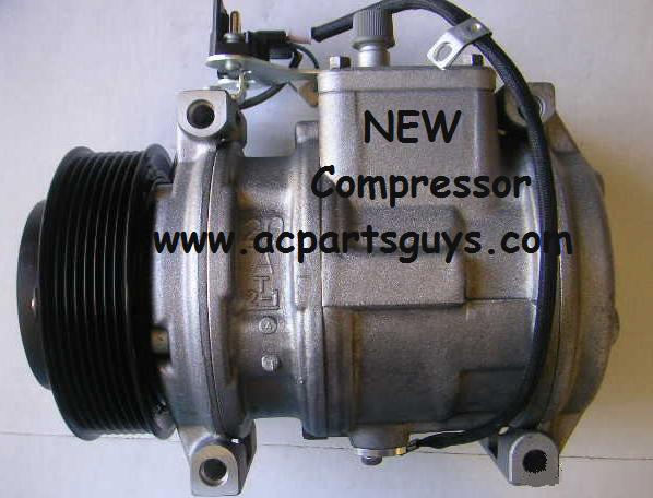 MERCEDES DENSO 10PA20C 8 GROOVE